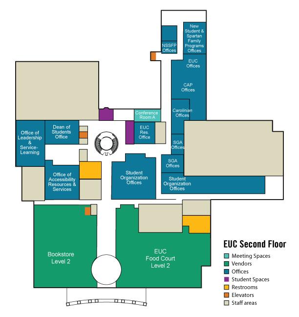 EUC Second Floor